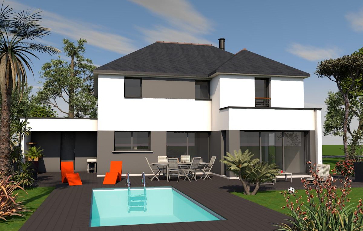 Maison et terrain saint cast 0015 ec cebifi for Assurer un garage hors residence